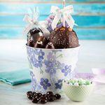 Custom Hydrangea Gift Basket