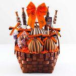 Custom Grand Halloween Gift Basket