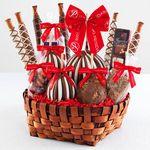 Custom Premium Festive Basket