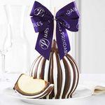 Custom Triple Chocolate Jumbo Caramel Apple Gift