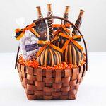 Custom Classic Halloween Basket