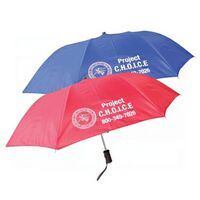 Automatic-Open Umbrella w/ Push-Button Open (50 working Days)