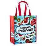 Custom Full-Color Laminated Non-Woven Grocery Tote Bag 13