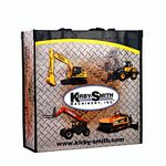 Custom Custom Full-Color Laminated Woven Promotional Bag (15.75