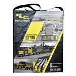 Custom Full-Color Laminated Non-Woven Large Tradeshow Poster Bag 24