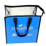 Custom Custom 145g Laminated Woven Insulated Cooler Bag 12
