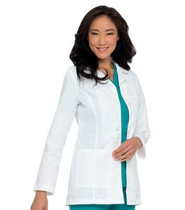 Custom Women's Lab Coat