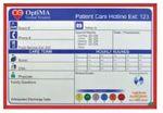 Custom Plastic Dry Erase Board Frame (36