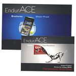 Custom EndurACE Full Color Door Hanger (1 Sided)