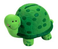 Coin Bank - Smiling Turtle