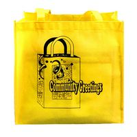 NWTB-20166 Reusable Shopping Tote Bag / Non-Woven
