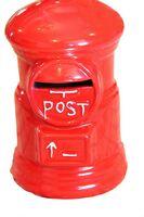 Coin Bank - Post Box