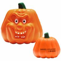 Maniacal Pumpkin Stress Toy