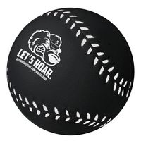 Black Baseball Stress Reliever
