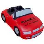 Custom Red Convertible Car Stress Reliever
