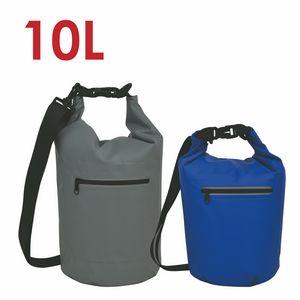Custom Premium 10L Waterproof Sport Bag with Outer Zipper