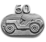 """Die Cast Cut Out Pin (Size 1 1/8"""""""")"""