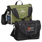Custom PET Laptop Messenger Bag