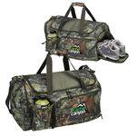 Custom Camo Duffle Bag