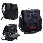 Custom Solar Messenger/Backpack