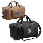 Custom Tahoe Canvas Duffle Bag