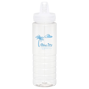 Biscayne 25-oz. Sports Bottle, SM-6861 - 1 Colour Imprint