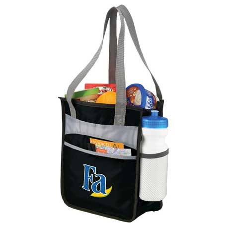 Finch 12-Can Lunch Cooler, SM-7306, 1 Colour Imprint