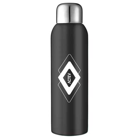 Guzzle 28oz Stainless Sports Bottle, SM-6685, 1 Colour Imprint
