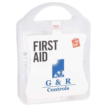 MyKit 51-Piece Deluxe First Aid Kit, SM-1525, 1 Colour Imprint