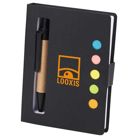 Reveal Sticky Notes Book, SM-3478 - 1 Colour Imprint