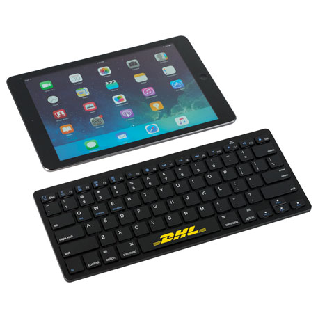 Traveler Bluetooth Keyboard, SM-3979 - 1 Colour Imprint