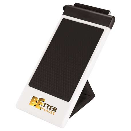 Deluxe Mobile Phone Holder, SM-3199 - 1 Colour Imprint