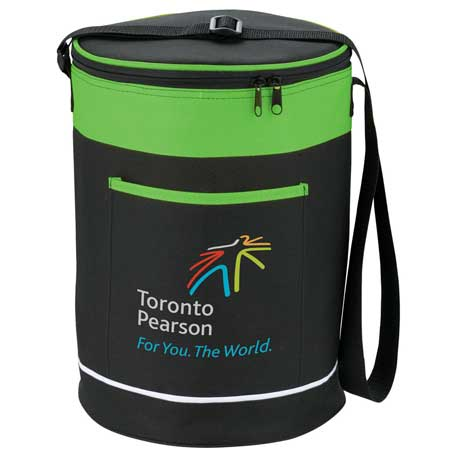 Spectator Barrel 18-Can Event Cooler, SM-7198, 1 Colour Imprint