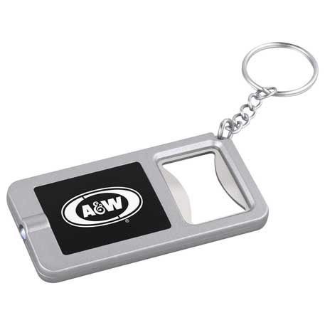 Key-Light / Bottle Opener, SM-9794 - 1 Colour Imprint