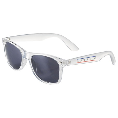 Crystal Sun Ray Sunglasses, SM-7811, 1 Colour Imprint