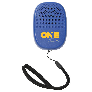 Bright BeBop Bluetooth Speaker, SM-2710, 1 Colour Imprint