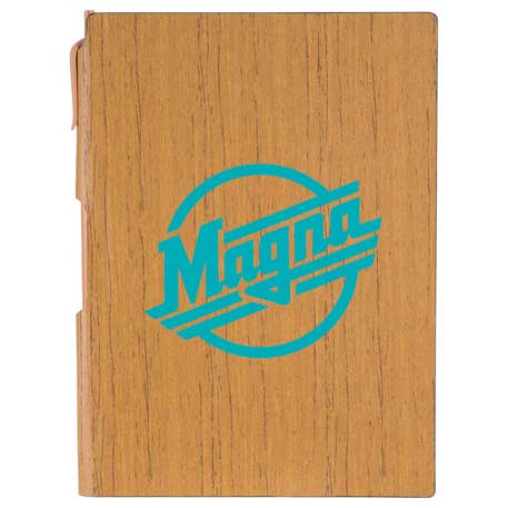 Bari Notebook, SM-3439 - 1 Colour Imprint