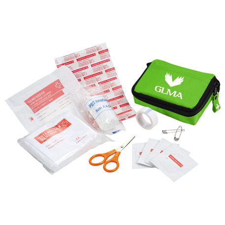 Bolt 20-Piece First Aid Kit, SM-1520, 1 Colour Imprint