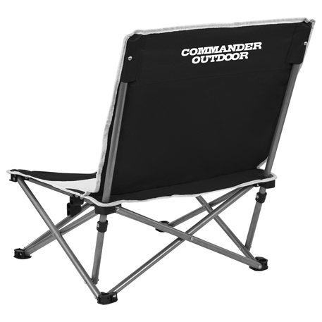 Mesh Beach Chair, SM-7683, 1 Colour Imprint