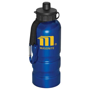 Sahara 20oz Aluminum Sports Bottle, SM-6717, 1 Colour Imprint