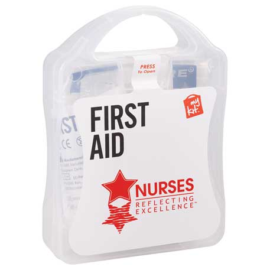 MyKit 21-piece First Aid Kit, SM-1505 - 1 Colour Imprint