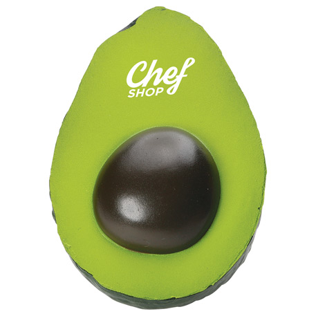 Avocado Stress Reliever, SM-3063, 1 Colour Imprint