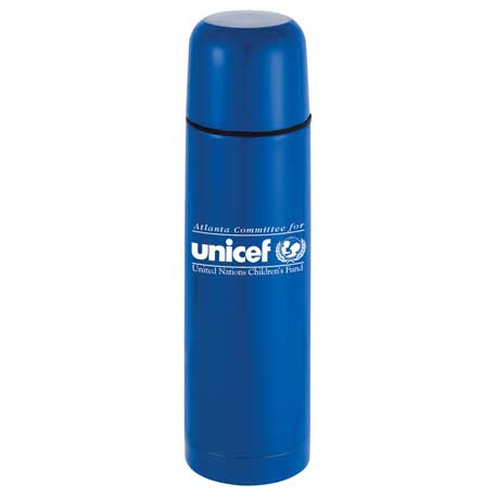 Bullet 16.9oz Vacuum Bottle, SM-6710, 1 Colour Imprint
