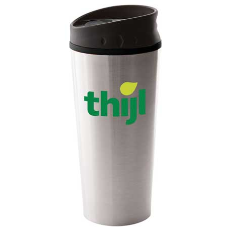 Georgia 16oz Travel Tumbler, SM-6846, 1 Colour Imprint