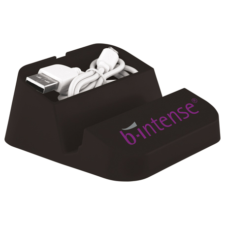 Hopper 3-in-1 USB Hub with Stand, SM-3783 - 1 Colour Imprint