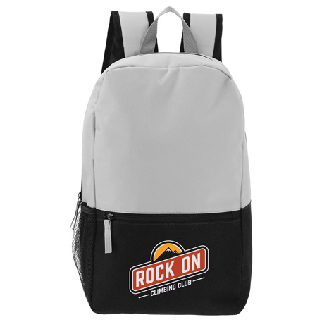 Toned Backpack, SM-5901, 1 Colour Imprint