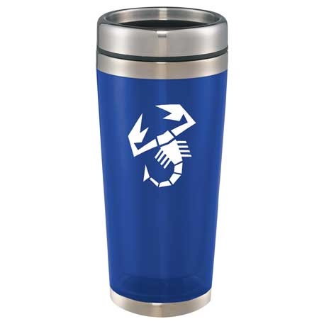 North Beach 16oz Travel Tumbler, SM-6724, 1 Colour Imprint