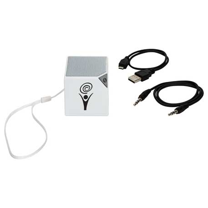Sonic Bluetooth Speaker w/ Built-in Mic, SM-3789 - 1 Colour Imprint