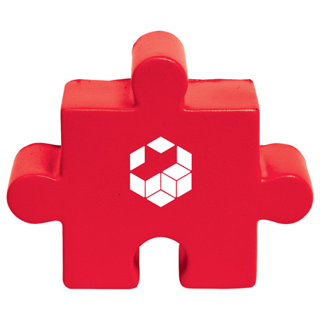 Puzzle Stress Reliever, SM-3067, 1 Colour Imprint