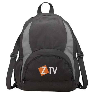 Bamm-Bamm Non-Woven Backpack, SM-7366 - 1 Colour Imprint